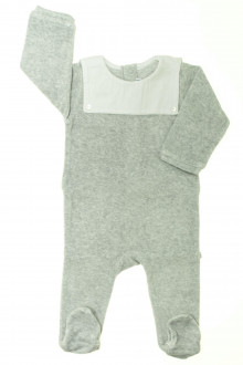 Habits pour bébé Pyjama/Dors-bien en velours Jacadi 6 mois Jacadi