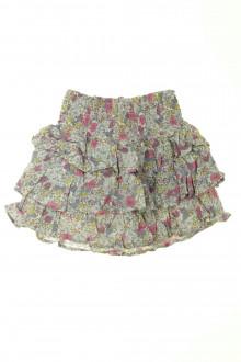 vêtements occasion enfants Jupe fleurie Tape à l'œil 4 ans Tape à l'œil