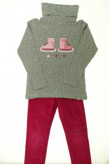vetement occasion enfants Ensemble pantalon et sous-pull DPAM 6 ans DPAM