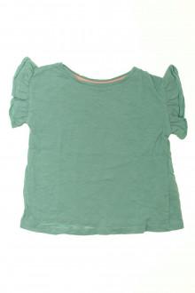 vêtement enfant occasion Tee-shirt manches courtes Vertbaudet 3 ans Vertbaudet