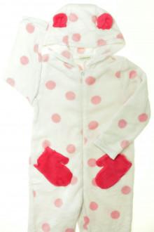 vêtements occasion enfants Surpyjama en peluche Vertbaudet 6 ans Vertbaudet
