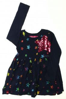 vêtements enfants occasion Robe étoilée Desigual 6 ans  Desigual