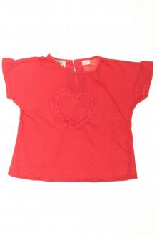 vetement d occasion enfant Tee-shirt manches courtes