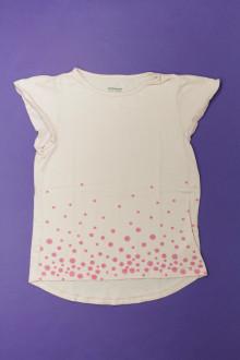 vetement occasion enfants Tee-shirt manches courtes Vertbaudet 10 ans Vertbaudet
