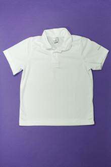 vêtements occasion enfants Polo manches courtes Décathlon 8 ans Décathlon