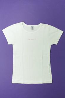 vetement  occasion Tee-shirt manches courtes Petit Bateau 10 ans Petit Bateau