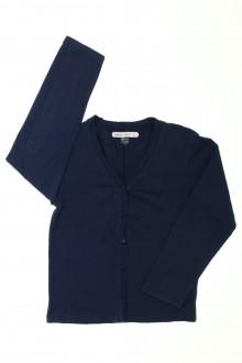 vetement occasion enfants Tee-shirt manches longues boutonné DPAM 6 ans DPAM