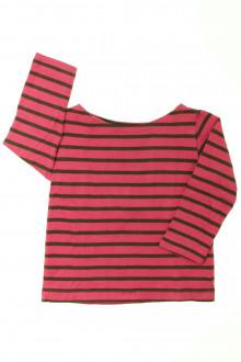vêtements enfants occasion Marinière Petit Bateau 3 ans Petit Bateau