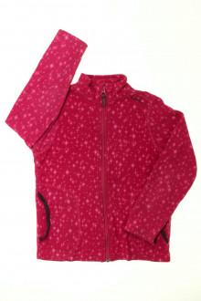 vêtements occasion enfants Sweat polaire zippé Décathlon 6 ans Décathlon