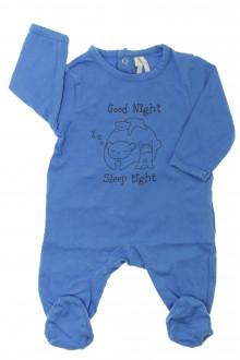 Habit d'occasion pour bébé Pyjama/Dors-bien en coton