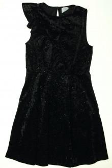 vêtements enfants occasion Robe en velours paillétée Zara 10 ans Zara