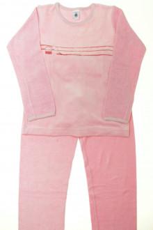 vetement occasion enfants Pyjama bi-matière Petit Bateau 8 ans Petit Bateau
