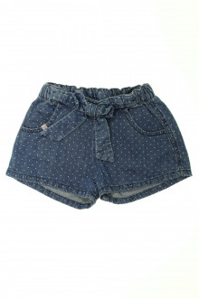vetement occasion enfants Short en jean à pois Sergent Major 7 ans Sergent Major