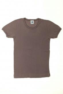 vêtements occasion enfants Tee-shirt manches courtes Petit Bateau 10 ans Petit Bateau