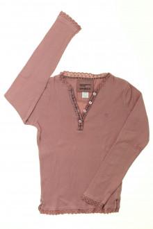 vetements enfant occasion Tee-shirt manches longues Cyrillus 10 ans Cyrillus
