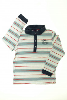 vêtements occasion enfants Polo manches longues rayé Sergent Major 8 ans Sergent Major