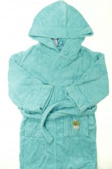 vêtements occasion enfants Peignoir en éponge Carré Blanc 6 ans Carré Blanc