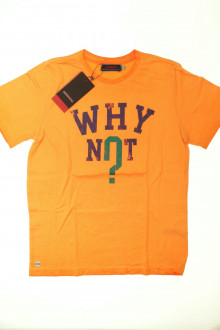 vetement occasion enfants Tee-shirt manches courtes Why not