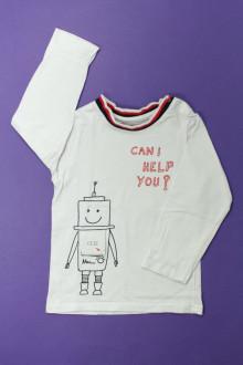 vetement occasion enfants Tee-shirt manhces longues