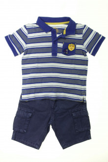 vêtements occasion enfants Ensemble short et polo Sergent Major 4 ans Sergent Major