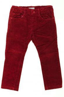 vetement enfants occasion Pantalon en velours fin Bout'Chou 2 ans Bout'Chou