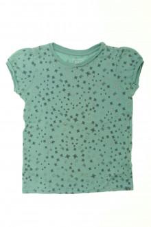 vetement occasion enfants Tee-shirt manches courtes Gap 5 ans Gap
