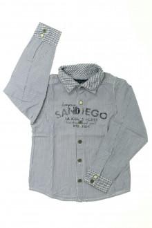 vêtement enfant occasion Chemise à fines rayures YCC214 3 ans YCC214