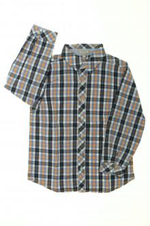 vêtements occasion enfants Chemise à carreaux Grain de Blé 4 ans Grain de Blé