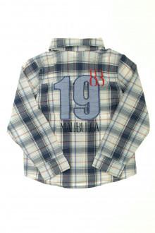 vêtements occasion enfants Chemise à carreaux YCC214 4 ans YCC214