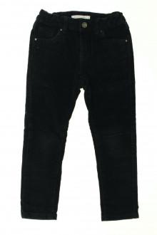 vetements enfants d occasion Pantalon en velours fin Monoprix 4 ans Monoprix