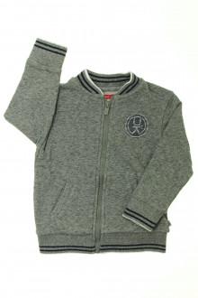 vêtements occasion enfants Sweat zippé Okaïdi 3 ans Okaïdi
