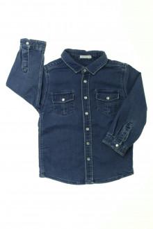 vetements enfants d occasion Chemise en jean Bout'Chou 3 ans Bout'Chou