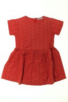 vêtements d occasion enfants Robe en broderie anglaise Monoprix 3 ans Monoprix