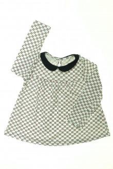 vetement occasion enfants Tee-shirt manches longues Monoprix 4 ans Monoprix