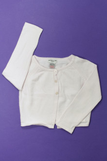 vêtements enfants occasion Boléro Cyrillus 4 ans Cyrillus
