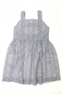 vêtements occasion enfants Robe fleurie Acanthe 8 ans Acanthe