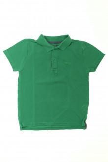 vêtements enfants occasion Polo manches courtes Monoprix 4 ans Monoprix