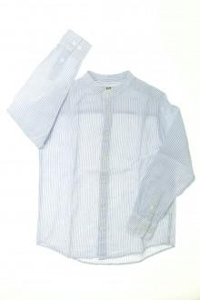 vêtements occasion enfants Chemise en lin Cyrillus 8 ans Cyrillus