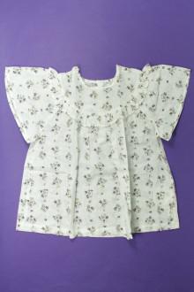 vêtements occasion enfants Blouse fleurie Monoprix 8 ans Monoprix