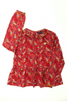 vetement enfant occasion Blouse fleurie Sergent Major 9 ans Sergent Major