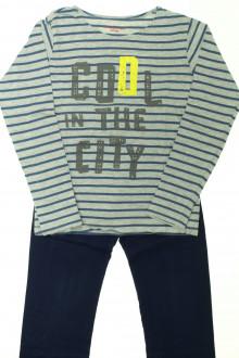 vetement enfants occasion Pyjama en coton