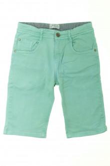 vetement d occasion enfant Bermuda en jean de couleur Zara 10 ans Zara