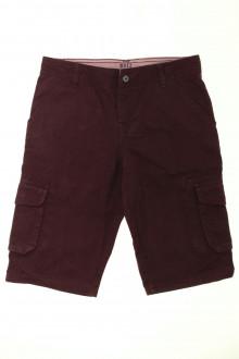 vêtement enfant occasion Bermuda Cyrillus 12 ans Cyrillus