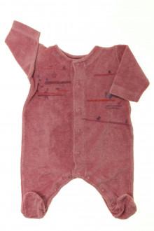 vetement bébé d occasion Pyjama/Dors-bien en éponge