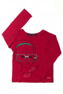 vetement enfants occasion Tee-shirt manches longues Lili Gaufrette 4 ans Lili Gaufrette
