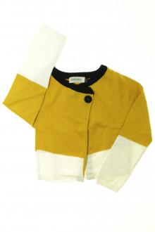 vêtements occasion enfants Gilet 1 bouton Jean Bourget 4 ans Jean Bourget