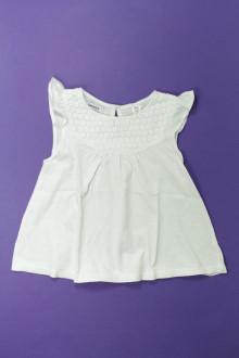 vetement d occasion enfant Tee-shirt manches courtes Okaïdi 5 ans Okaïdi