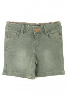 vetements enfants d occasion Short en jean de couleur Okaïdi 4 ans Okaïdi