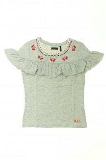 vêtement enfant occasion Tee-shirt manches courtes IKKS 5 ans IKKS