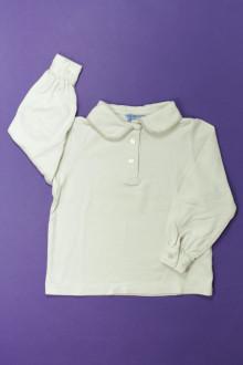 vêtements d occasion enfants Polo manches longues Cyrillus 4 ans Cyrillus